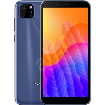 Huawei Y5p modrý - Mobilný telefón