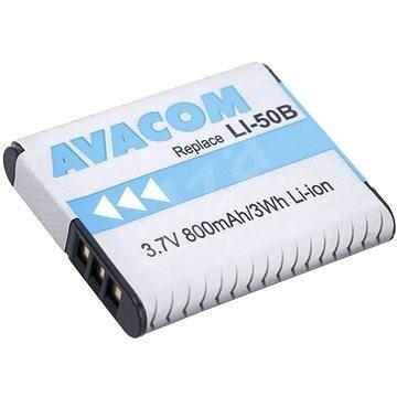 AVACOM za Olympus LI-50B Li-ion 3,7 V 800 mAh - Batéria do fotoaparátu