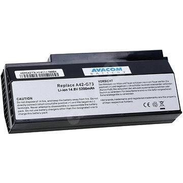 AVACOM pre Asus G53, G73 series A42-G53 Li-Ion 14,8 V 5200 mAh/77 Wh - Batéria do notebooku