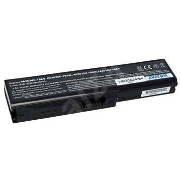 AVACOM pre Toshiba Satellite M300, Portege M800 Li-Ion 10,8 V 5 200 mAh/56 Wh - Batéria do notebooku