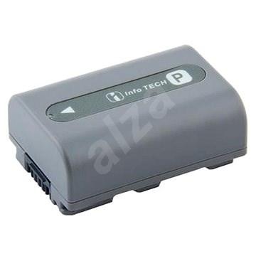 AVACOM za Sony NP-FP50 Li-Ion 7,2 V 750 mAh 5,4 Wh - Batéria do kamery