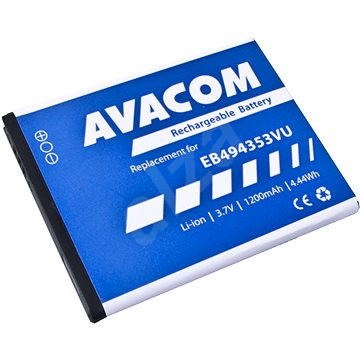 AVACOM za Samsung EB494353VU Li-ion 3,7V 1 200 mAh pre GT-5570 Galaxy mini - Batéria do mobilu