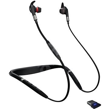 Jabra Evolve 75e MS - Bezdrôtové slúchadlá