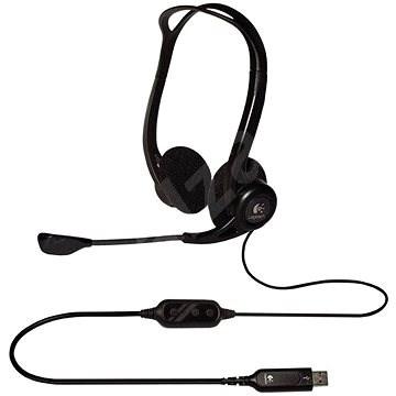 Logitech PC Headset 960 USB - Slúchadlá