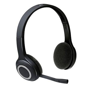 Logitech Wireless Headset H600 - Bezdrôtové slúchadlá