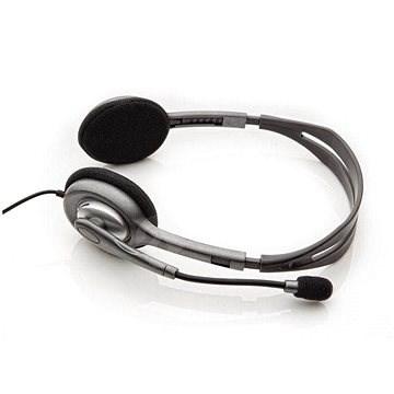 Logitech Stereo Headset H110 - Slúchadlá