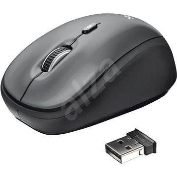 Trust Yvi Wireless Mouse, čierna - Myš