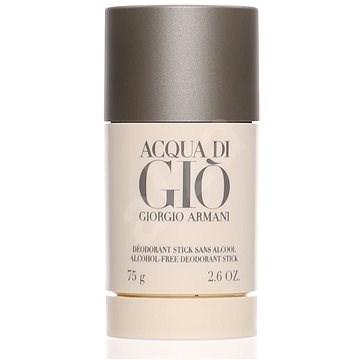 GIORGIO ARMANI Acqua di Gio Pour Homme 75 ml - Pánsky dezodorant
