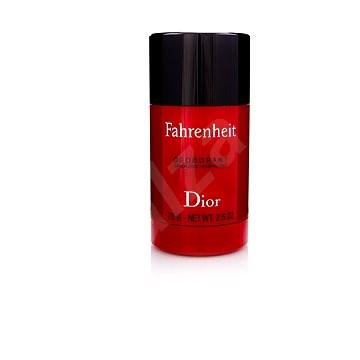 CHRISTIAN DIOR Fahrenheit 75 ml - Pánsky dezodorant