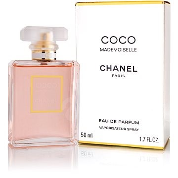 CHANEL Coco Mademoiselle 50 ml - Parfumovaná voda