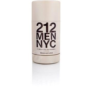 CAROLINA HERRERA 212 Men 75 ml - Pánsky dezodorant