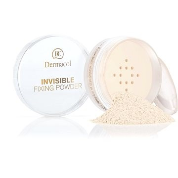 DERMACOL Invisible Fixing Powder Light 13,5 g - Púder