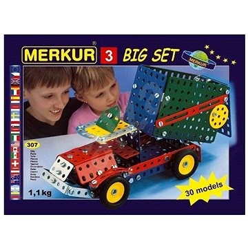 Merkur 3 - Stavebnica