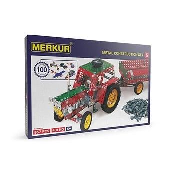 Merkur 6 - Stavebnica