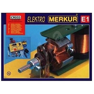 Merkúr elektronik E1 - Stavebnica