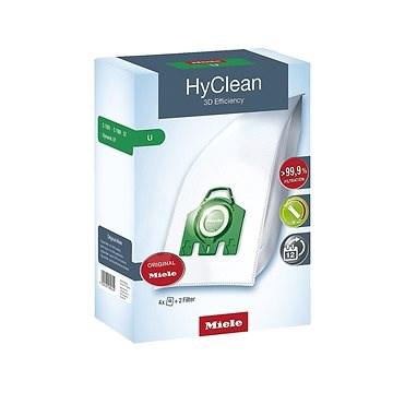 Miele U HyClean 3D - Vrecká do vysávača