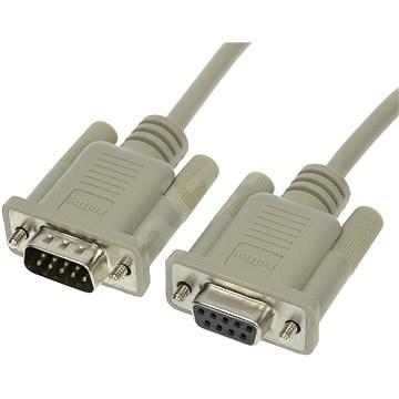 ROLINE predlžovací kábel pre myš - sériový COM port (RS232) 1.8m - Dátový kábel