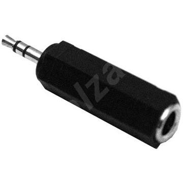 audio 6.3mm JACK --> 3.5mm JACK - Redukcia