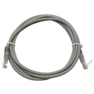 Datacom, CAT5E, UTP krížený (cross), 2 m - Sieťový kábel