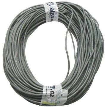 Datacom, drôt, CAT6, UTP, 100m - Sieťový kábel