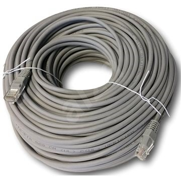 Datacom, licna (lanko), CAT5E, UTP, 50 m - Sieťový kábel