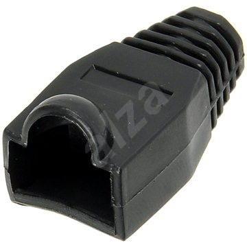 10-pack, plastová, čierna, OEM, RJ45 - Kryt konektora