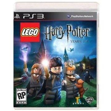 LEGO Harry Potter: Years 1 – 4 – PS3 - Hra na konzolu
