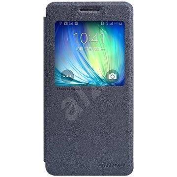 NILLKIN Sparkle S-View pre MEIZU MX5 čierne - Puzdro na mobil