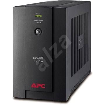 APC Back-UPS BX 1400 - Záložný zdroj