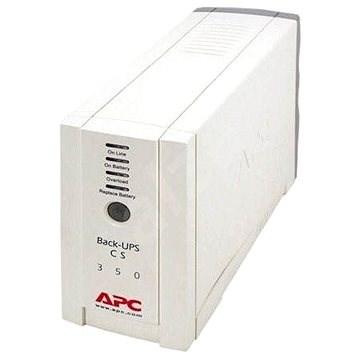 APC Back-UPS CS 350I - Záložný zdroj