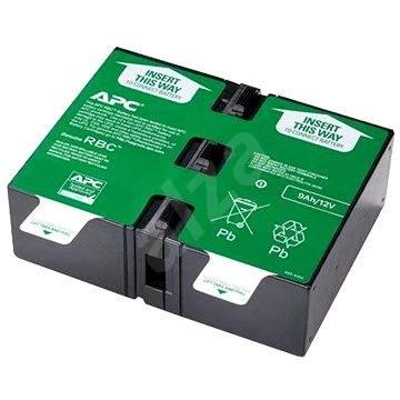 APC RBC124 - Nabíjateľná batéria