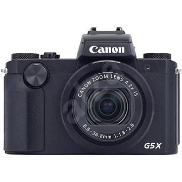 Canon PowerShot G5 X - Digitálny fotoaparát