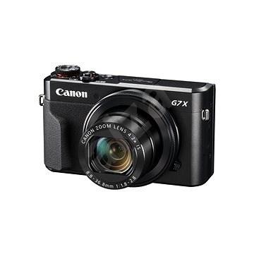 Canon PowerShot G7 X Mark II - Digitálny fotoaparát