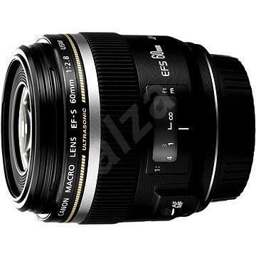 Canon EF-S 60mm F2.8 macro USM - Objektív