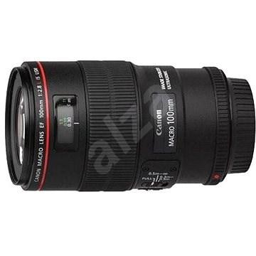 Canon EF 100 mm f/2,8 L IS USM Macro - Objektív