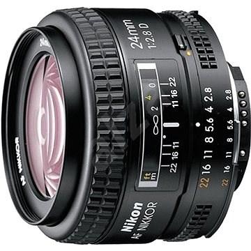 NIKKOR 24 mm f/2,8 AF DA - Objektív