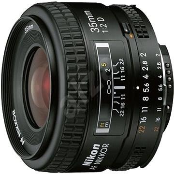 NIKKOR 35 mm F2 AF DA - Objektív