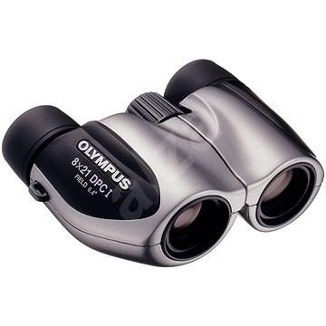 Olympus DPC-I 8x21 strieborný - Ďalekohľad