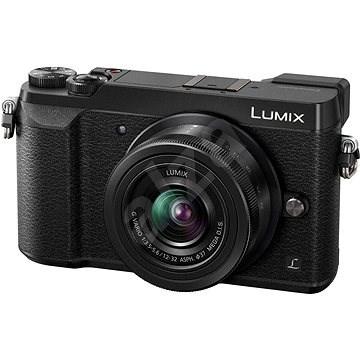 Panasonic LUMIX DMC-GX80 čierny + objektív 12–32 mm - Digitálny fotoaparát