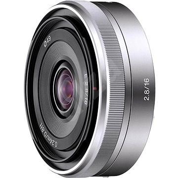 Sony 16 mm F2,8 - Objektív