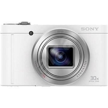 Sony CyberShot DSC-WX500 biely - Digitálny fotoaparát