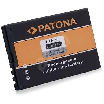PATONA pre Nokia BL-4U 1200 mAh 3,7 V Li-Ion - Batéria do mobilu