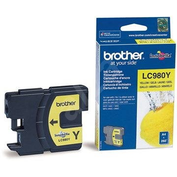Brother LC980Y - Cartridge