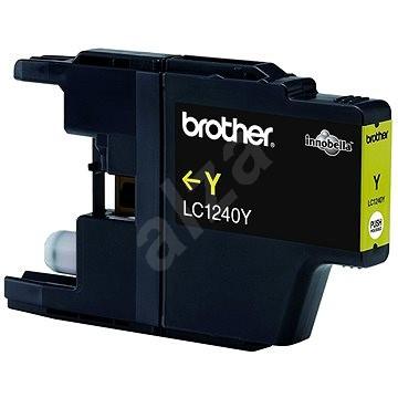 Brother LC-1240Y žltá - Cartridge