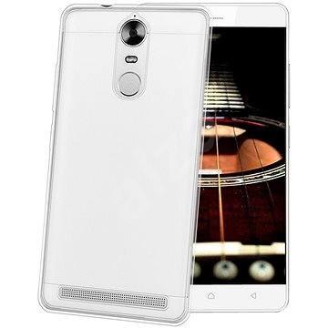 CELLY Gelskin na Lenovo K5 Note, bezfarebné - Kryt na mobil