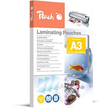Peach PPR525-01 lesklá - Laminovacia fólia