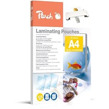 Peach PPR525-02 A4/250 lesklá – balenie 25 ks - Laminovacia fólia