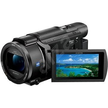 Sony FDR-AX53 - Digitálna kamera