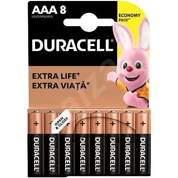 Duracell Basic AAA 8ks - Jednorázová batéria