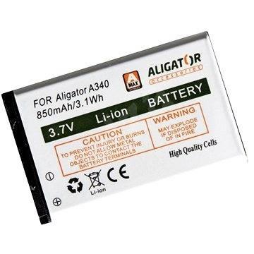 ALIGATOR A340/A310/A311/A320/V600, originálna - Batéria do mobilu